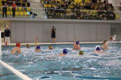Wasserball-Spiel in der 2. Liga Ost: SWV TuR Dresden gegen SGW Brandenburg