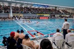 Wasserball Laenderspiel Deutschland - Ungarn