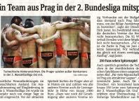 Warum ein Team aus Prag in der 2. Bundesliga mitspielen darf