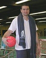 Neuer Trainer der SG Wasserball Dresden: Tino Ressel