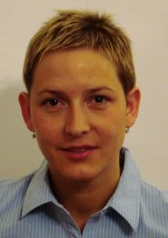 Vereinssekretärin und aktive Wasserballerin in Prag: Barbora Prochazkova