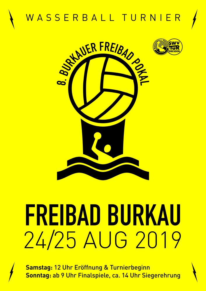 8. Burkauer Freibad-Pokal