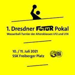 1. Dresdner FuTuR Pokal 2021 Wasserball Turnier