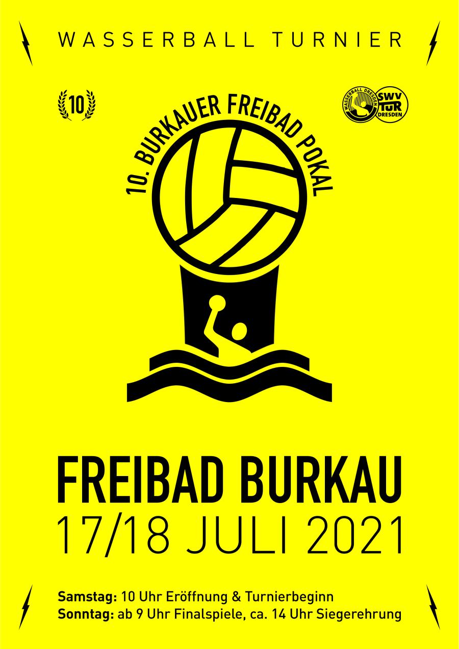 10. Burkauer Freibad-Pokal
