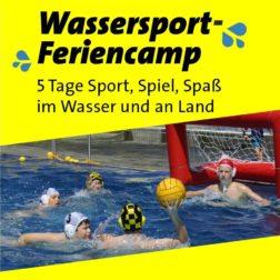 Wassersport-Feriencamp 2021 in Dresden
