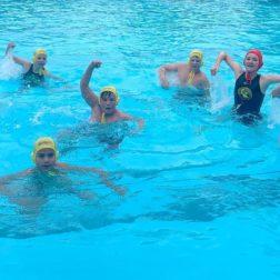 Jugend Wasserball-Turnier in Auerbach, Juli 2021