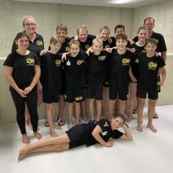 Jugend U12 Wasserball-Team des SWV TuR Dresden